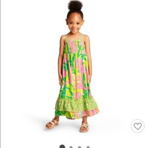Toddler Lilly Pulitzer Dress